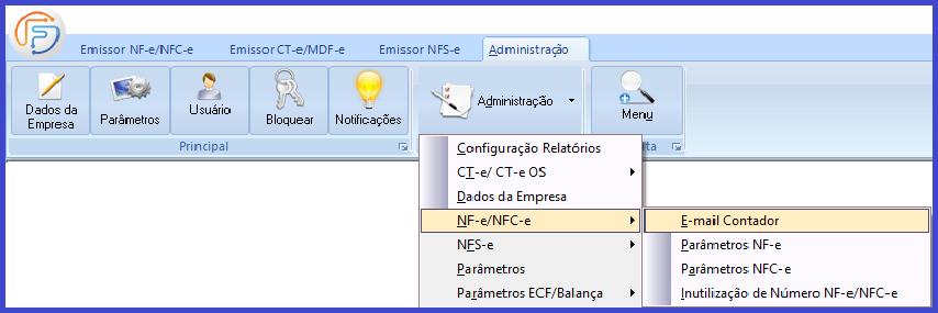 Como emitir a Nota Fiscal Eletrônica - NFe? e-mail contador